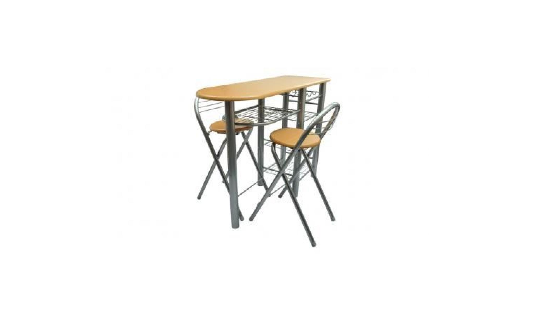 Ensemble table a manger et chaise pas cher home design architecture - Ensemble table chaise cuisine pas cher ...