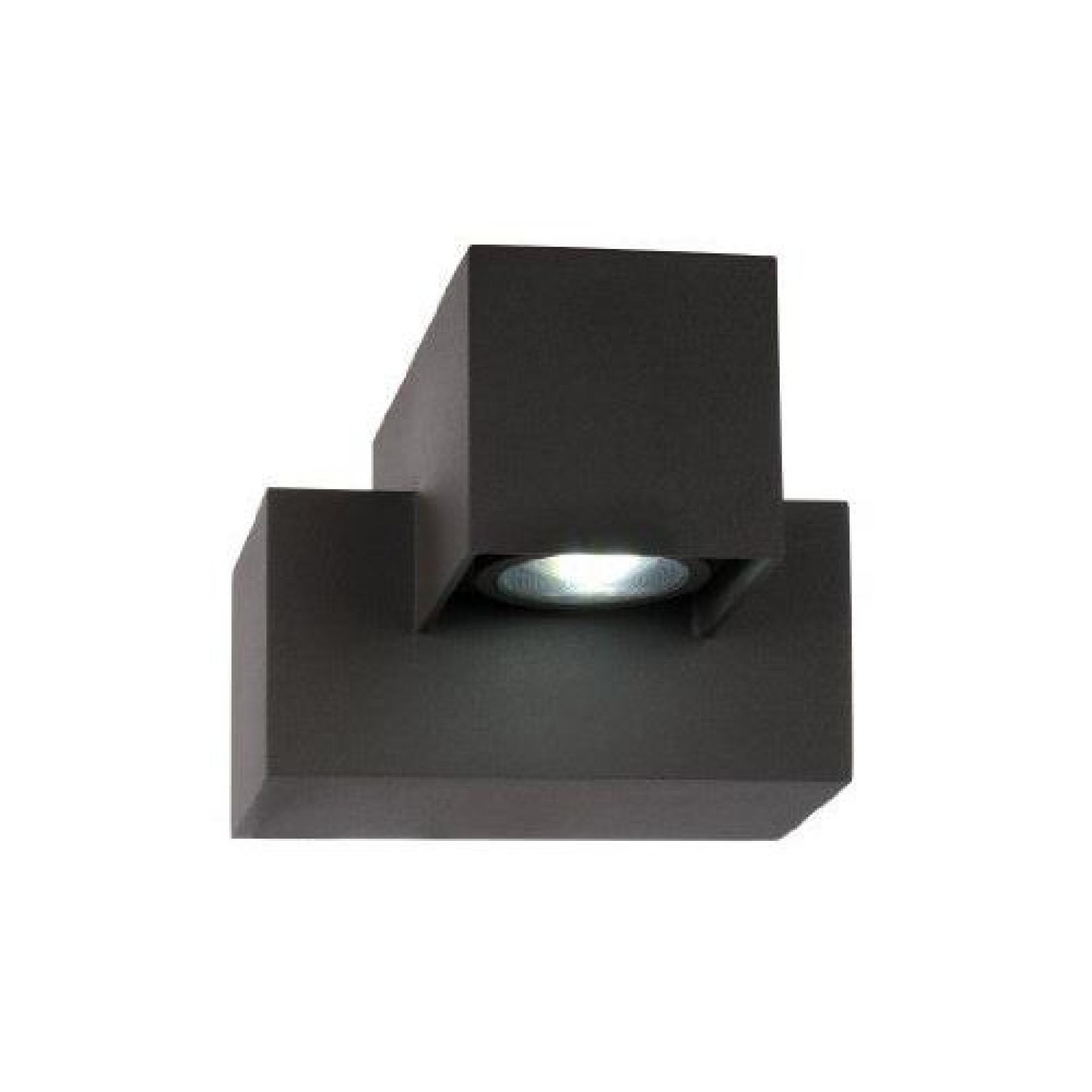 Lucide 28852/23/30 Kwinto Applique IP44 Led 1 x 3W