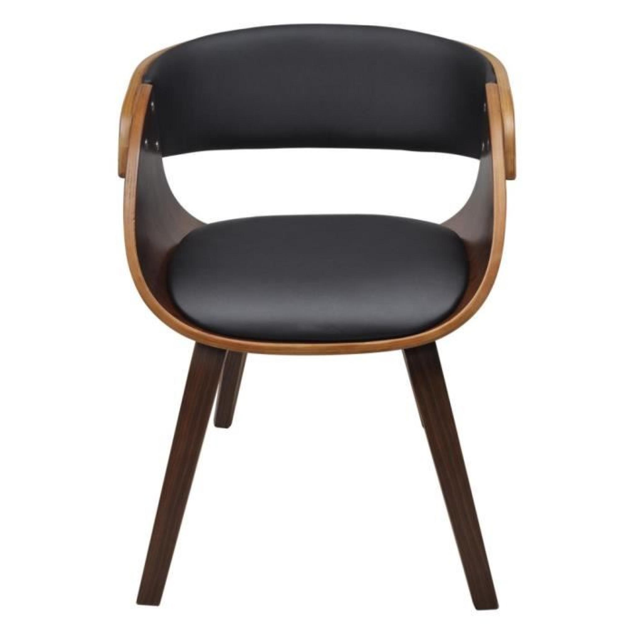 Magnifique chaise a accoudoirs salle a manger brun achat for Chaise salle a manger couleur