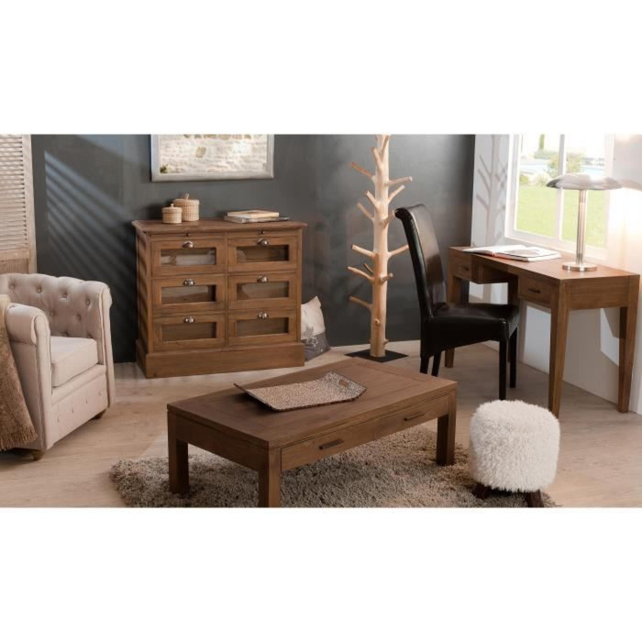 malaga grainetier 100 cm mindi et contreplaqu achat vente buffet pas cher couleur et. Black Bedroom Furniture Sets. Home Design Ideas