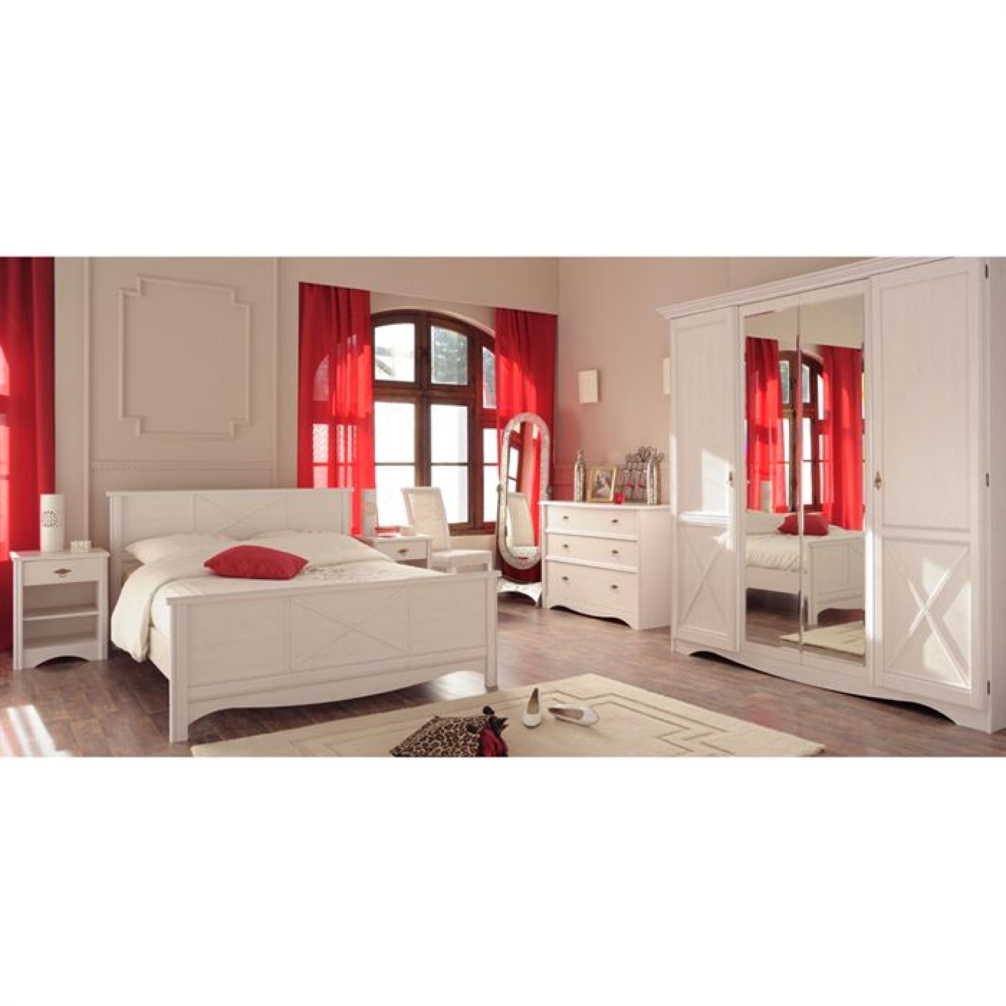 marine armoire 4 portes achat vente armoire de chambre. Black Bedroom Furniture Sets. Home Design Ideas