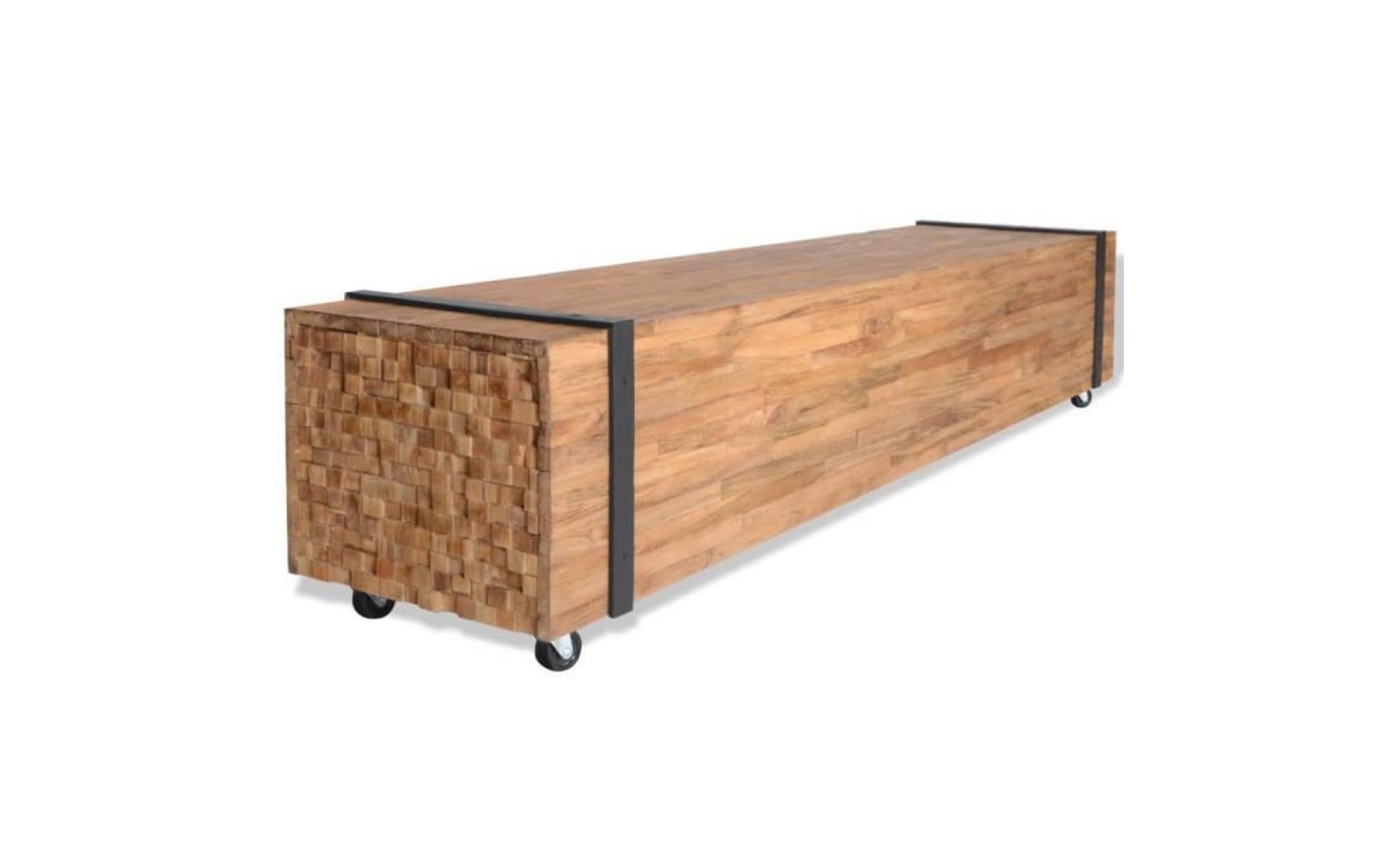 meuble hifi meuble salon meubles audio vidéo et pour home cinéma double en  forme de l blanc