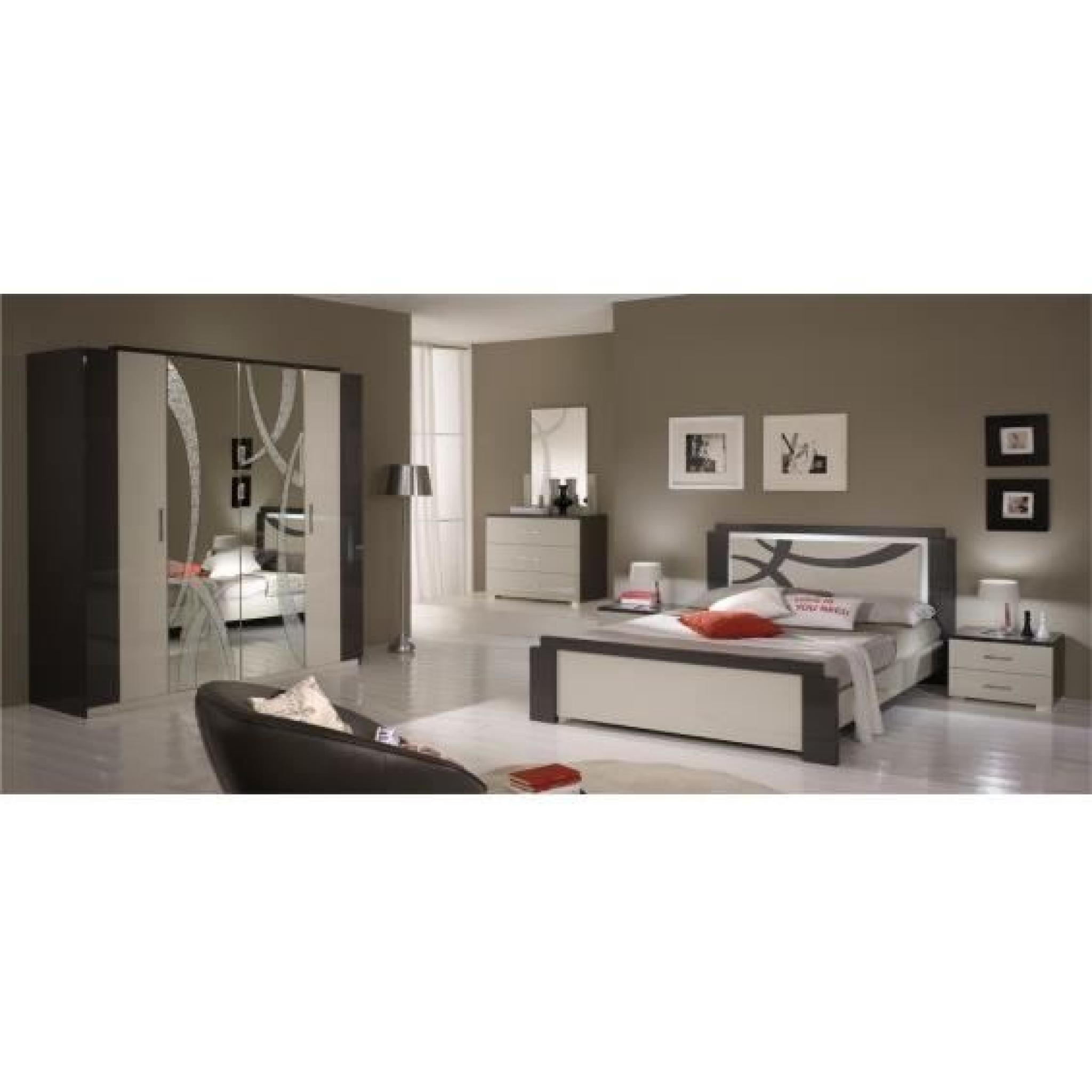 moon armoire 4 portes achat vente armoire de chambre pas cher couleur et. Black Bedroom Furniture Sets. Home Design Ideas