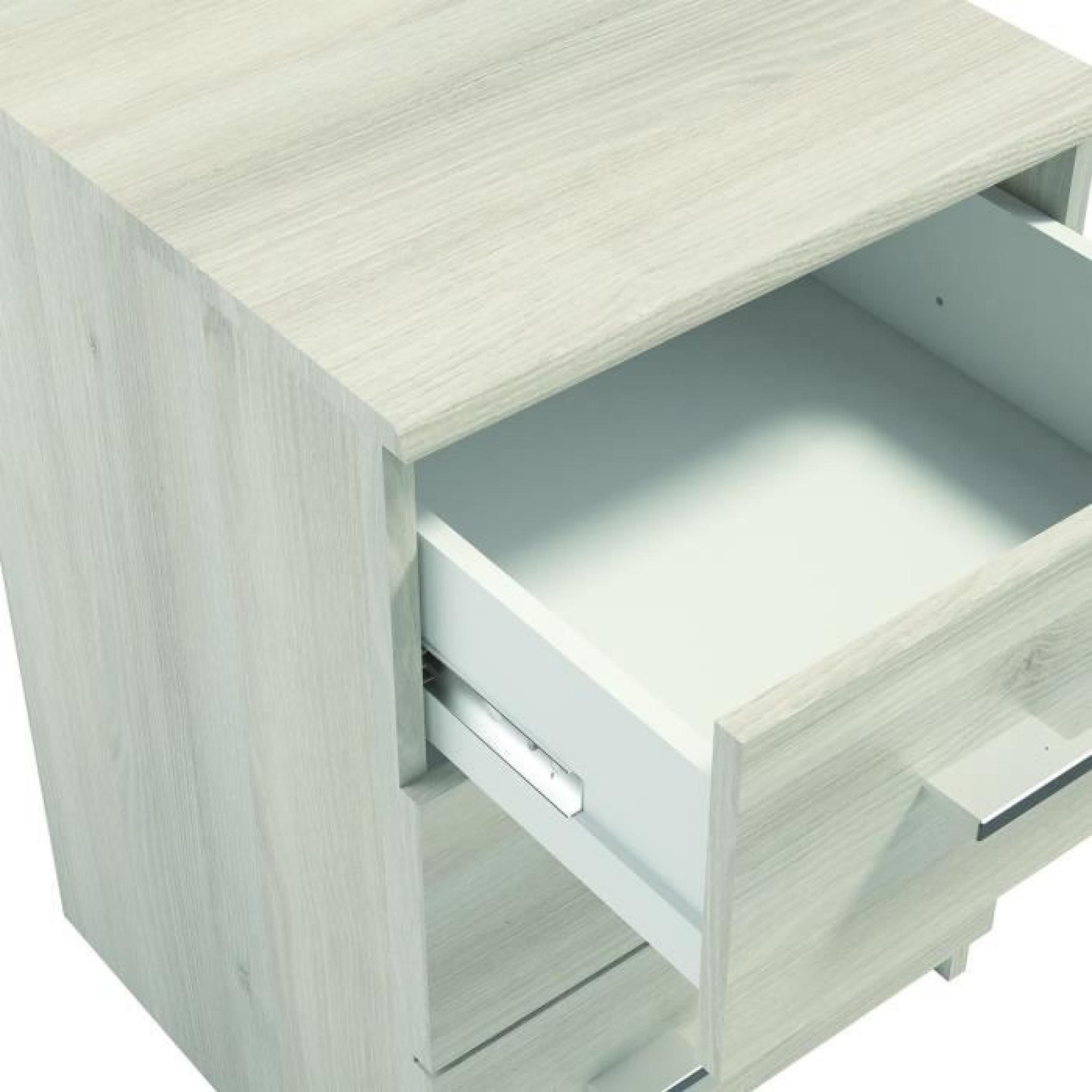 table de chevet new york pas cher. Black Bedroom Furniture Sets. Home Design Ideas