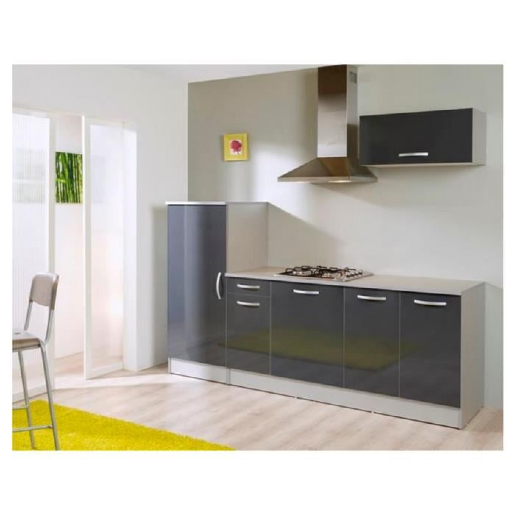 meuble cuisine complet pas cher meuble de cuisine en kit cuisine compl te d 39 angle oxane. Black Bedroom Furniture Sets. Home Design Ideas
