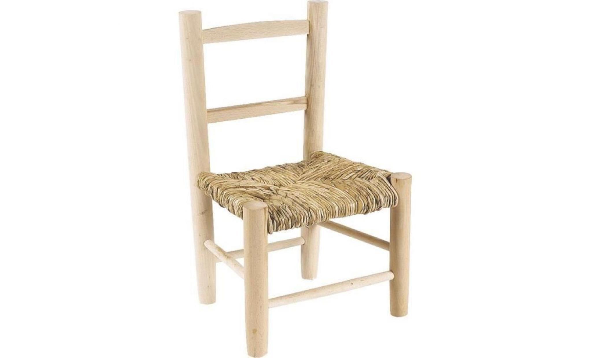 petite chaise bois pour enfant achat vente chaise salle a manger pas cher couleur et. Black Bedroom Furniture Sets. Home Design Ideas