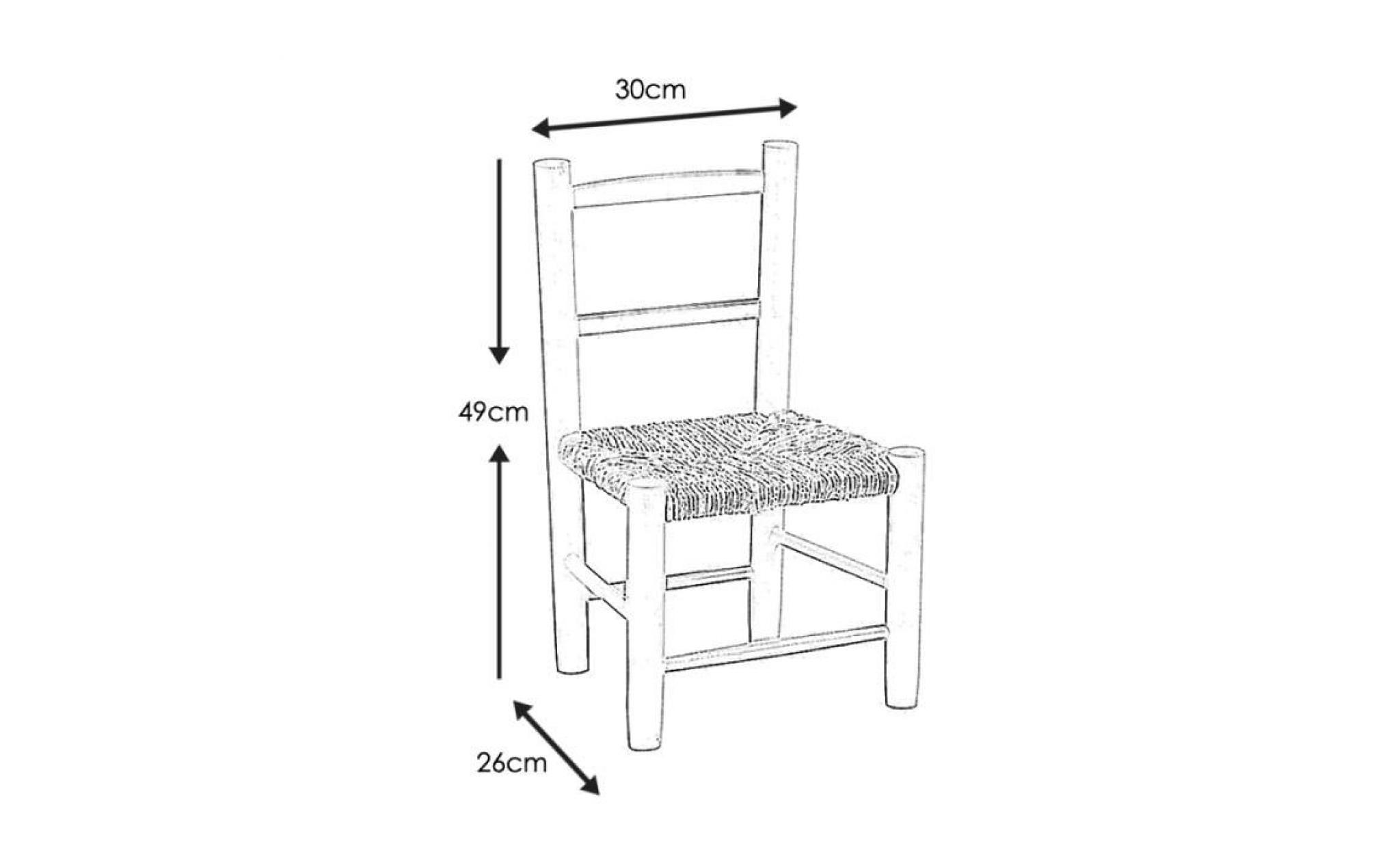 petite chaise bois pour enfant achat vente chaise salle. Black Bedroom Furniture Sets. Home Design Ideas