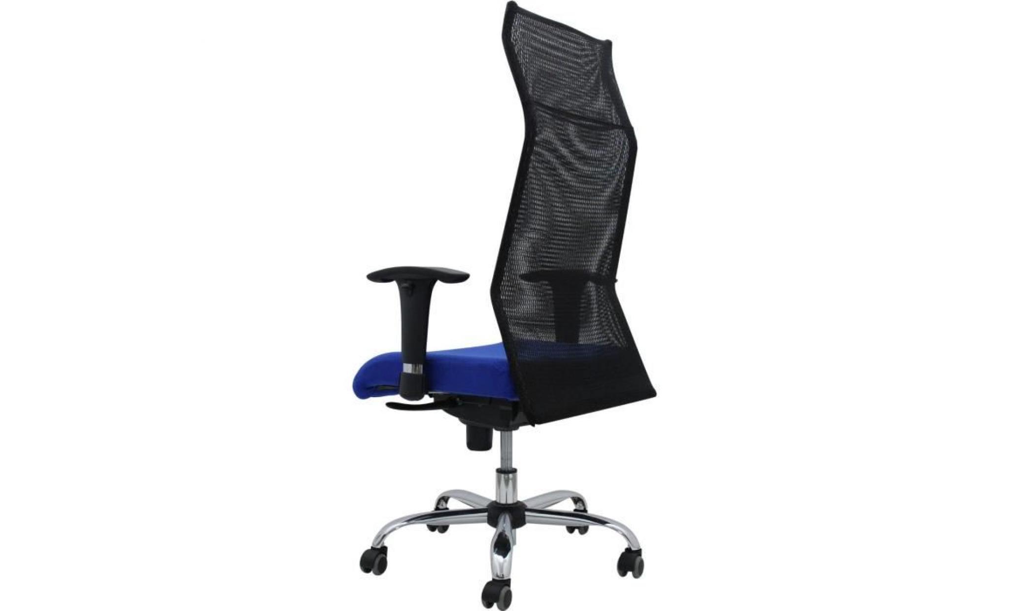 Conception innovante e96db 61499 piqueras y crespo modèle sahuco chaise de bureau ergonomique avec mécanisme  synchrone et réglable en hauteur
