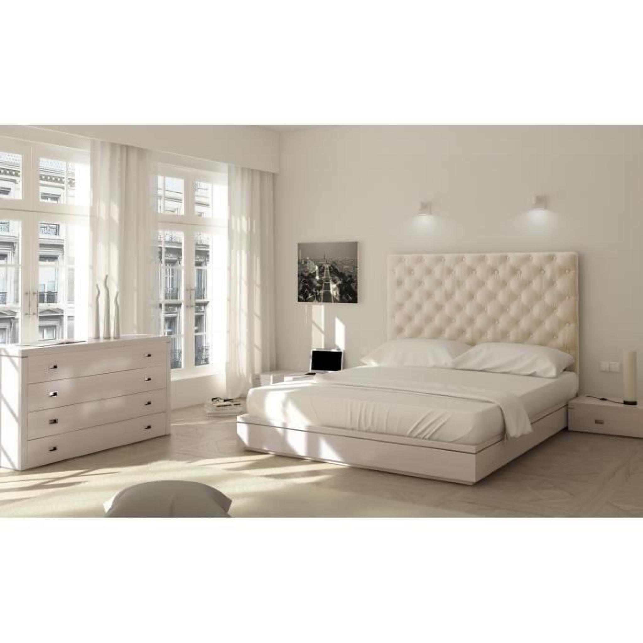 tete de lit capitonne pas cher maison design. Black Bedroom Furniture Sets. Home Design Ideas
