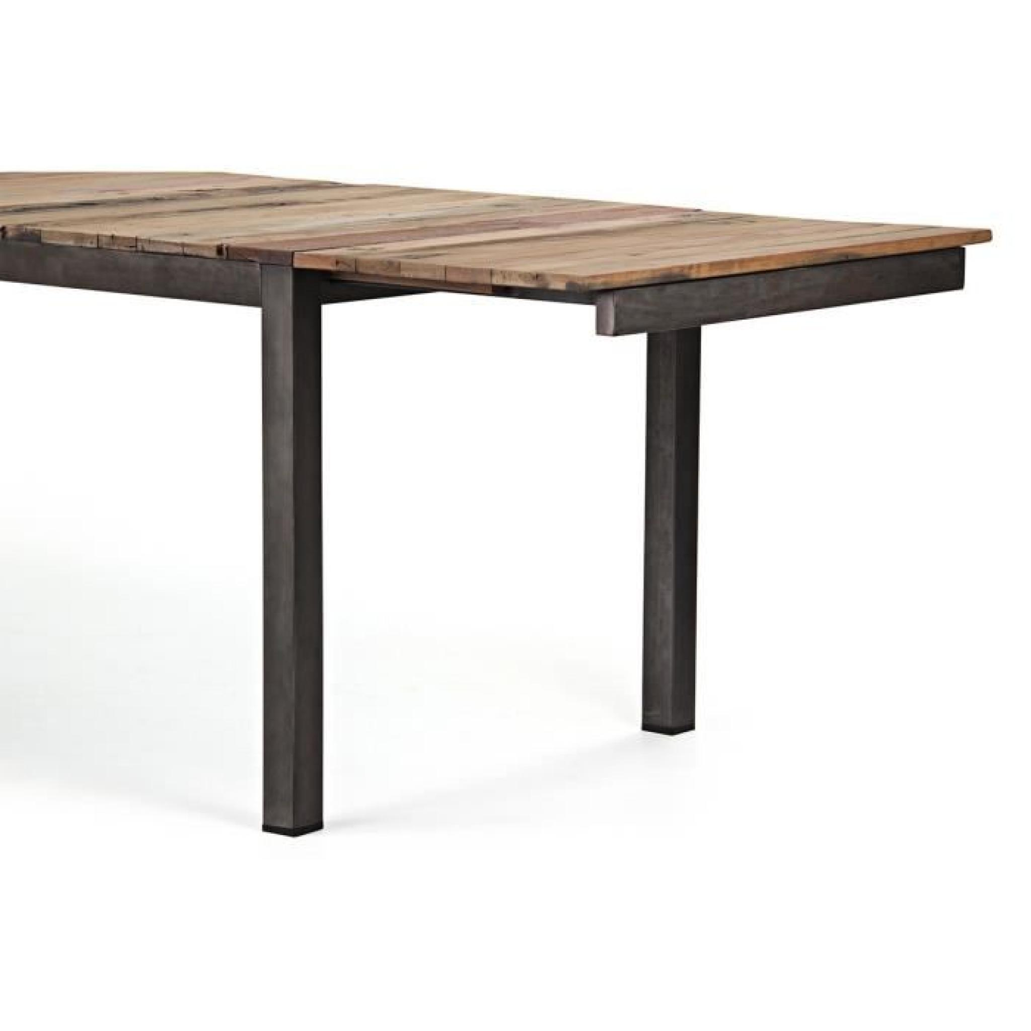 Table a manger design extensible table de salle manger for Table a manger extensible design