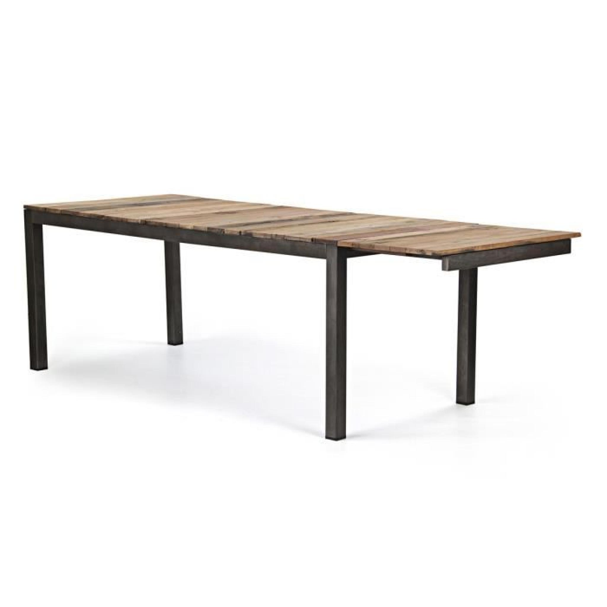 Table a manger design extensible table salle a manger for Table manger extensible