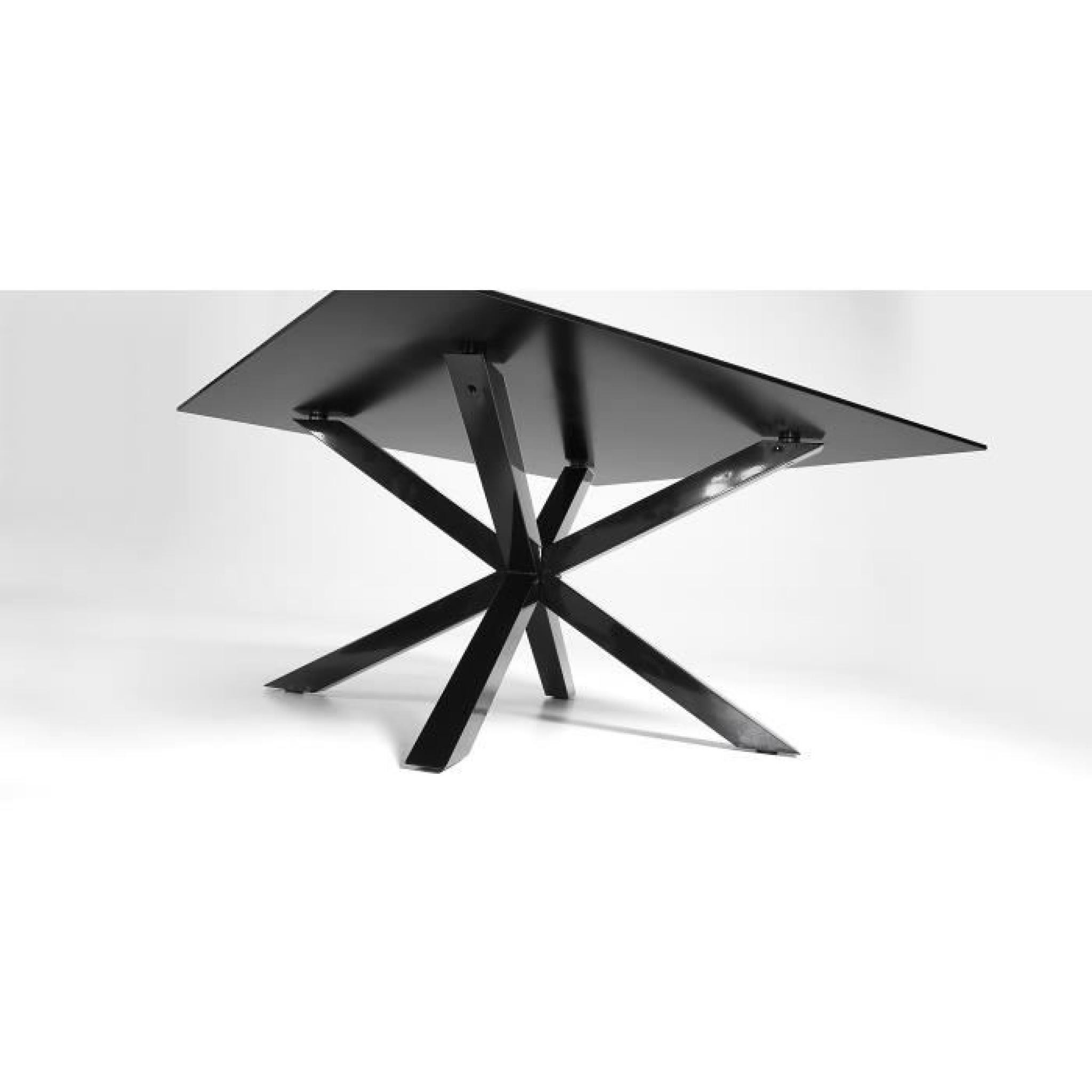 Table Epoxy Noir