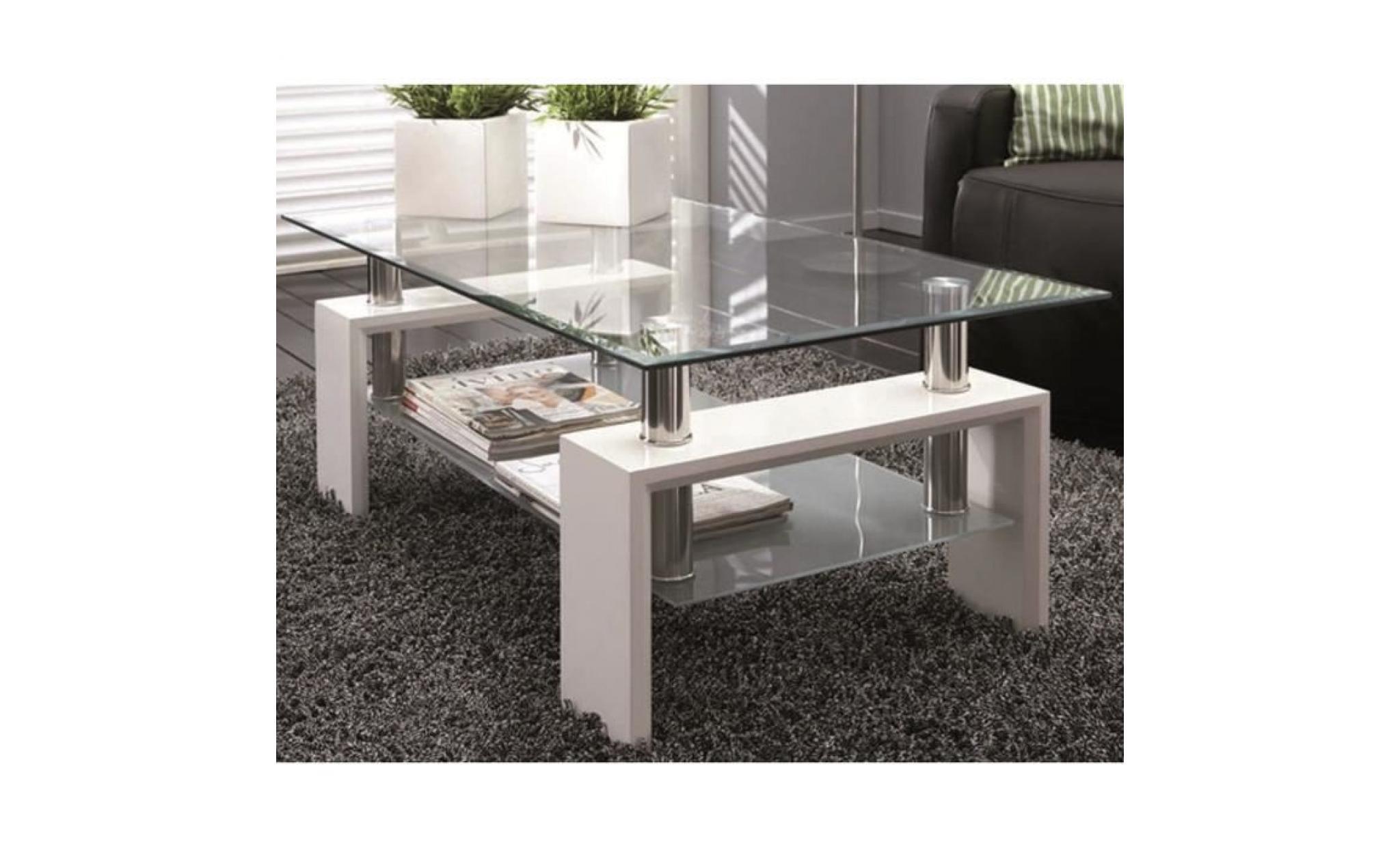 Blanc Laqué Basse Table Burgos Table Laqué Basse Burgos Table Basse Blanc 3KJuFcT1l