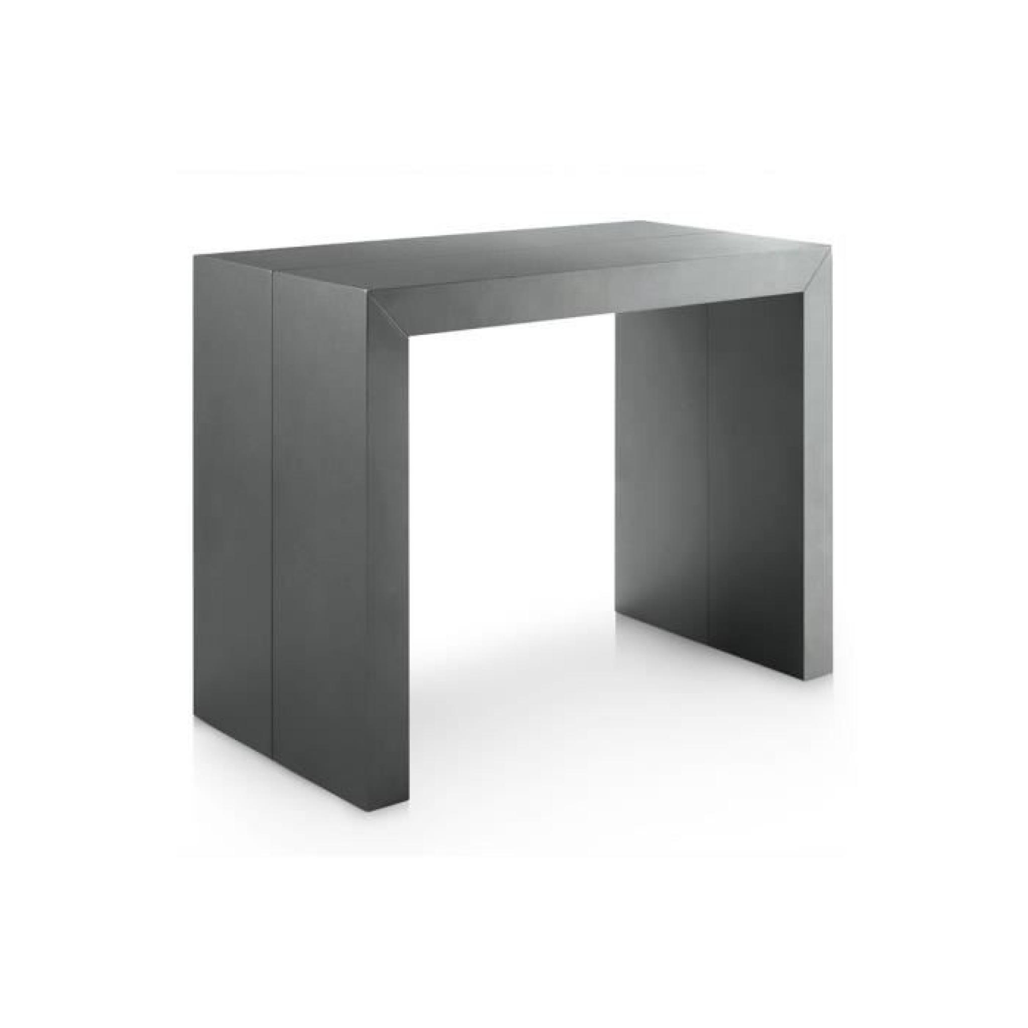 Cm Cher Extensible Console Gris Pas 250 Table S… pqSMVzGU