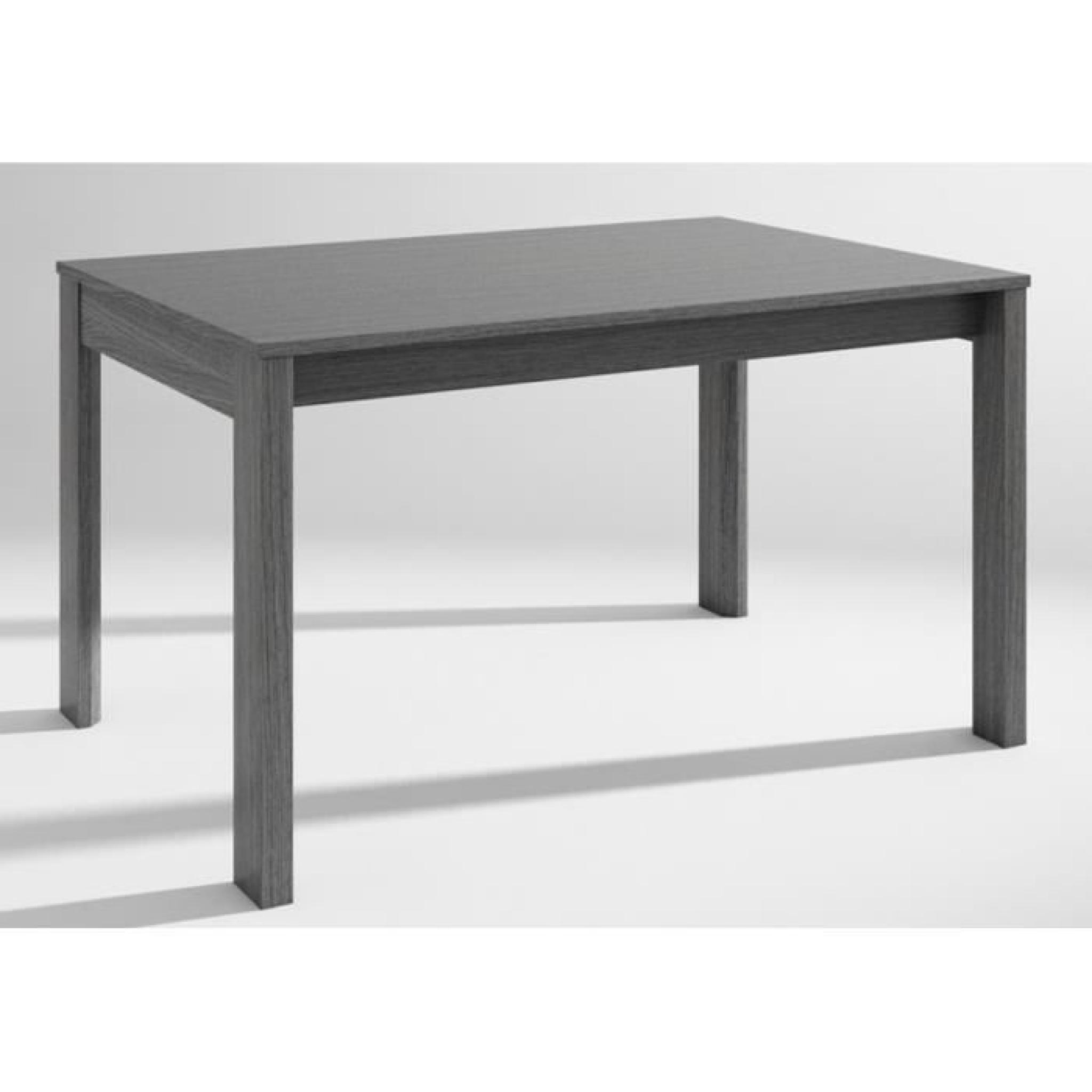 H180 Table Cm MélamineL130 X Extensible Cendre En P90 w8NOn0PkXZ