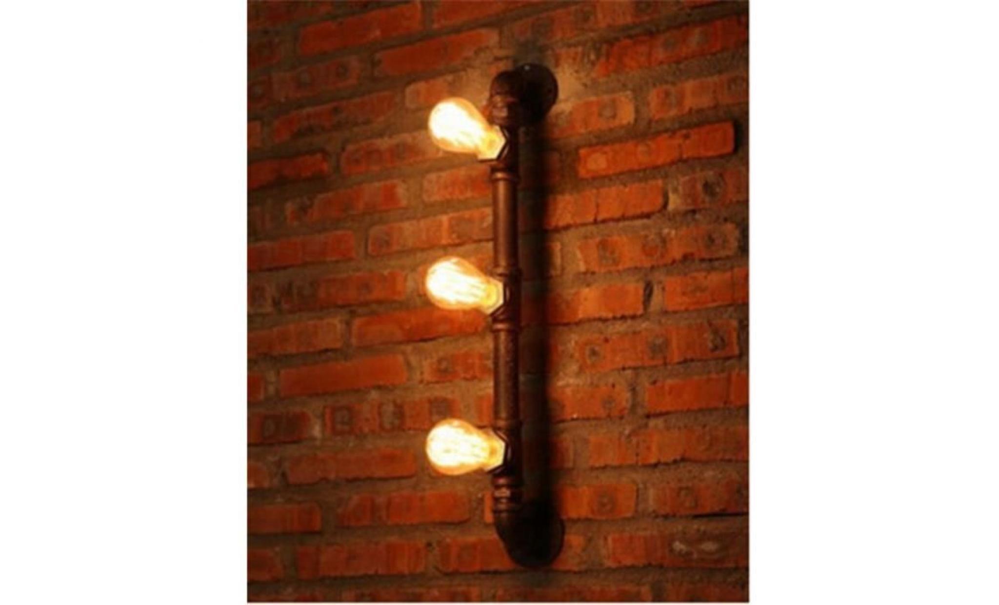 Tempsa luminaire stand rétro applique murale industrielle vintage