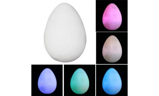 Lampe a poser Aucune  - 3d usb hand shot lights egg shaped night light table desk colorful lamp gift pageare3396 pageare3396 pas cher