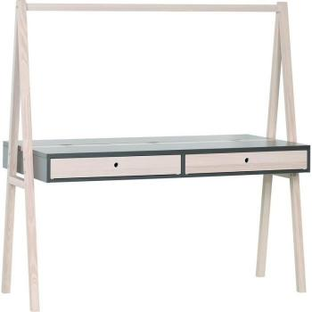 - Bureau design double face Falsterbo ATYLIA Couleur Blanc pas cher