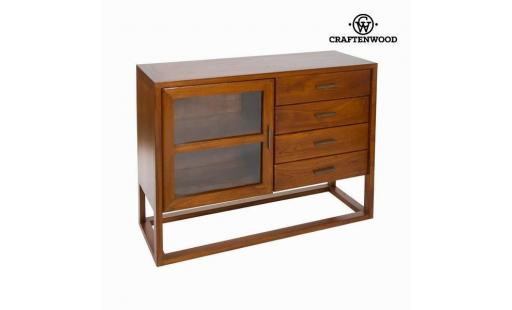 Buffet Aucune  - craftenwood   buffet vintage   collection serious line by craften wood pas cher