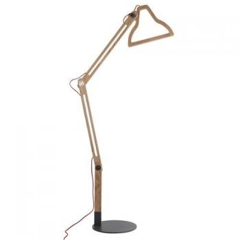 Lampadaire   led - Lampadaire Zuiver Led It Be- Marron pas cher