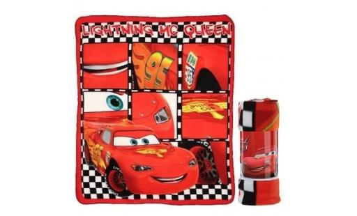 Plaid Disney  - plaid cars 120 x140 pas cher