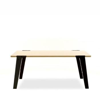 Table salle a manger   75 cm - Table design Switch Medium Couleur Noir pas cher